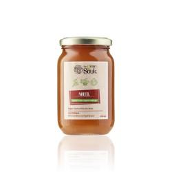 Miel de Jujubier, anis, oignons sauvage  500 gr